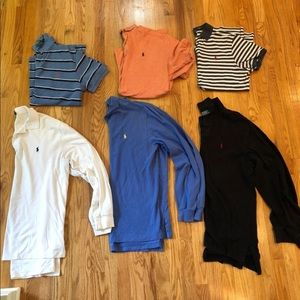POLO RALPH LAUREN LOT
